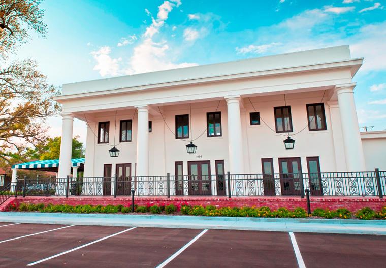 The White Pillars, Biloxi, MS