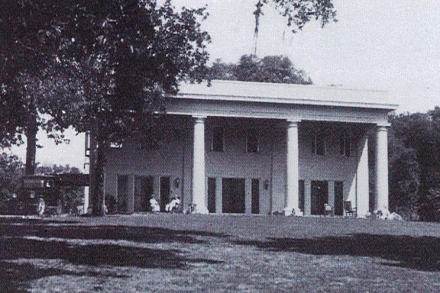 Gunston Hall, 1920s