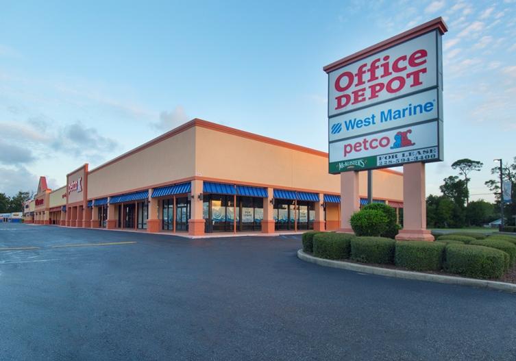 Shoppes at Popps Ferry, Biloxi, MS