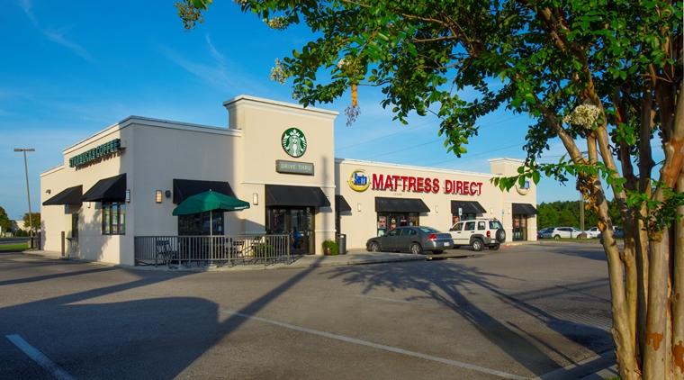 Crossroads Strip Center Gulfport Mississippi Comvest