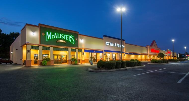 Shoppes At Popps Ferry Biloxi Ms Comvest Properties Llc